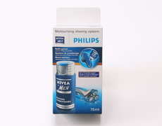 Philips Lotion/creme, refill f. shaver
